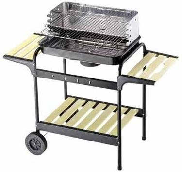Immagine di BARBECUE 60-40 GREEN X