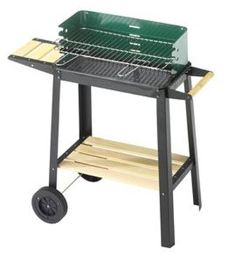 "Immagine di BARBECUE 50-25 ""GREEN"""