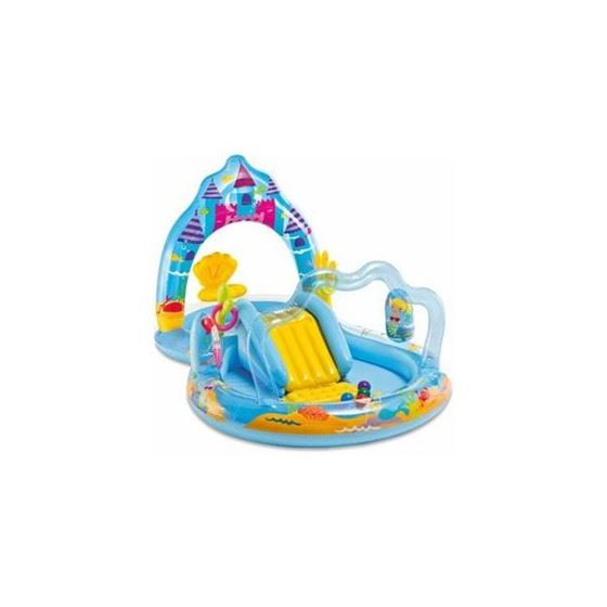 Immagine di PISCINA PLAY CENTER 'SEA PRINCESS' CM.279X160X140H