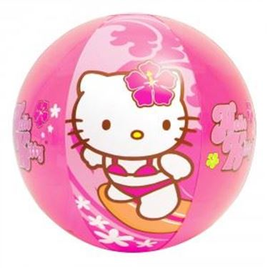 Immagine di PALLONE GONFIABILE 'HELLO KITTY'