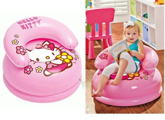 POLTRONCINE GONFIABILI INTEX  ø cm 66x42 h  HELLO KITTY