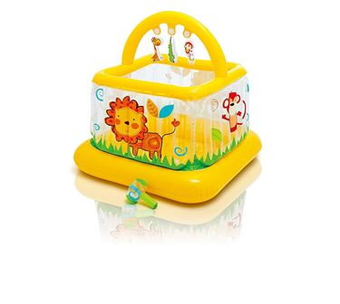 Immagine di INTEX 'BOX BABY GYM' GONFIABILE