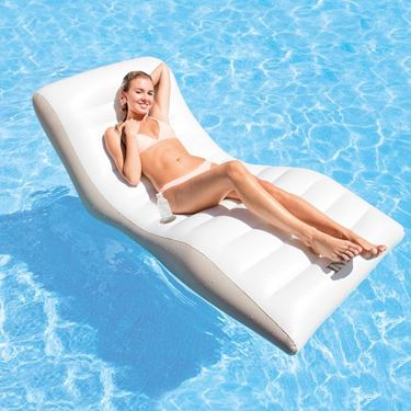 Immagine di INTEX LETTINO ''WAVE LOUNGE'' cm.193X102