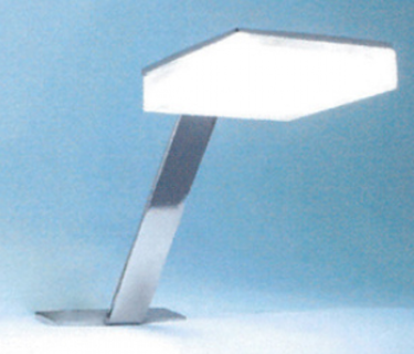 Immagine di APPLIQUE DA BAGNO LED 'ECO LED LAMP'