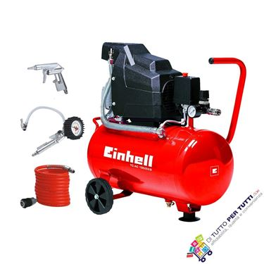 Immagine di EINHELL COMPRESSORE TC-AC 190/24 KIT