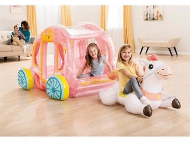 Immagine di INTEX CARROZZA GONFIABILE PRINCESS